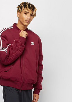 adidas MA1 Padded Mate collegiate burgundy