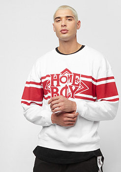 Homeboy HB College Crew white