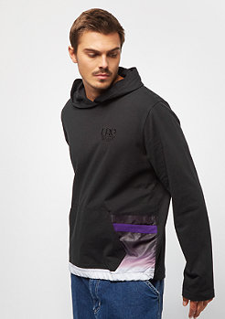 LRG Cross Fleece black