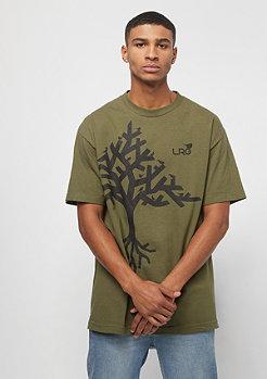 LRG Tree Life military green