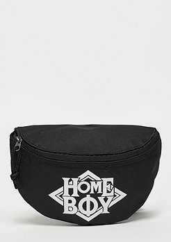 Homeboy Tourist Bag Nappo Logo black