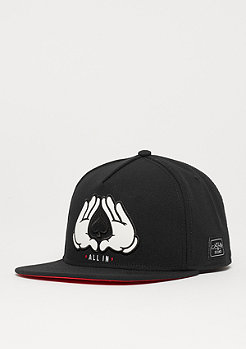 Cayler & Sons C&S WL All In Cap black/white