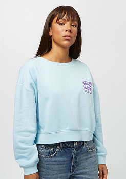 Homeboy HB WMN HAILY Sweat Crew Neck sky