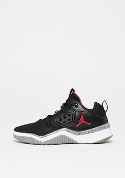 JORDAN DNA black/university red-particle grey