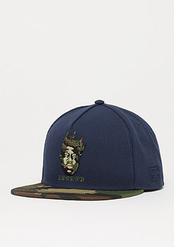 Cayler & Sons C&S WL Legend Cap navy/woodland