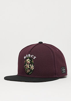 Cayler & Sons C&S WL Mercy Cap bordeaux/black
