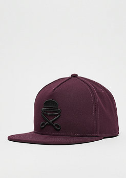 Cayler & Sons C&S PA Icon Cap bordeaux/black