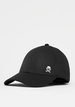 Cayler & Sons C&S PA Small Icon FL Flex Cap black/white