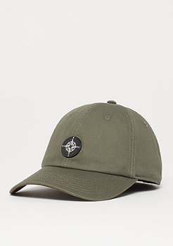 Cayler & Sons C&S CL Navigating Curved Cap olive/brown