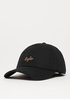 Cayler & Sons C&S CL Pinned Curved Cap black/atuiqe gold