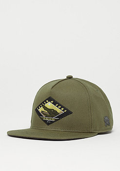 Cayler & Sons C&S CL Snap Cap olive/mc