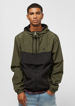 Cayler & Sons C&S PA Small Icon Windbreaker olive/black