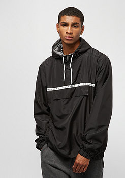 Cayler & Sons C&S WL Bandanarama Zip Anorak black/white