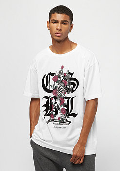 Cayler & Sons CSBL Tee Arise white/black