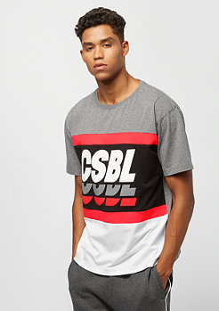 Cayler & Sons CSBL Tee CSBLSET  dark htr grey/black