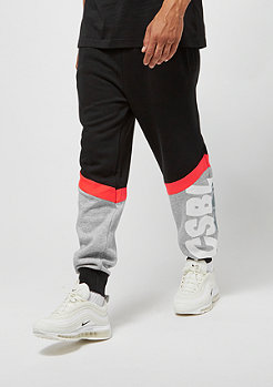 Cayler & Sons CSBL Sweatpants CSBLSET black/lazerred
