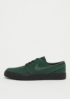 NIKE SB Zoom Stefan Janoski midnight green/midnight green/black