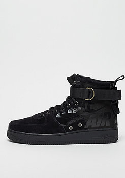 NIKE SF Air Force 1 Mid black/black/cool grey
