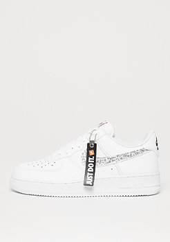 NIKE Air Force 1 '07 LV8 JDI white/white/black/total orange