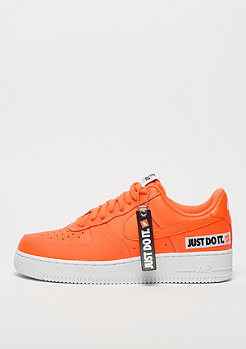 NIKE Air Force 1 '07 LV8 JDI total orange/total orange/white/blac