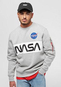 Alpha Industries NASA Inlay grey heather