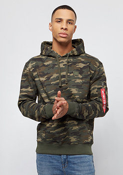Alpha Industries X-Fit wdl camo 65