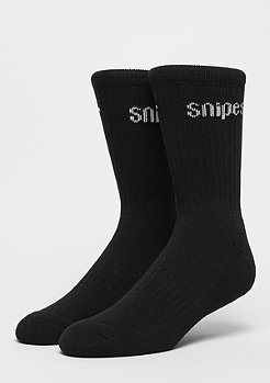 SNIPES 2er Basic Crew black