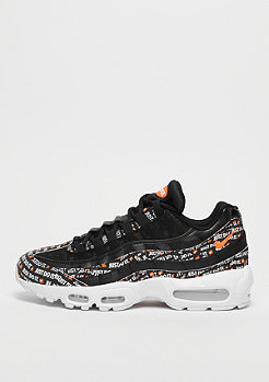 NIKE Air Max 95 SE JDI black/black/white/total range