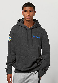 New Era Hoody NBA Team APP PO Golden State Warriors heather grey