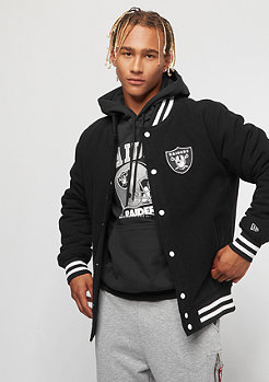New Era Varsity Jacket Team APP NFL Oakland Raiders black