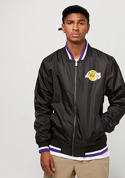 New Era Varsity Jacket Team APP NBA Los Angeles Lakers black