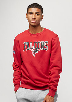 New Era Crew Neck Team APP NFL Atlanta Falcons red