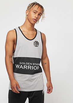 New Era Mesh Wordmark Tank NBA Golden State Warriors grawhi