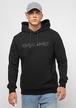 Criminal Damage CD Hood Electro black/black