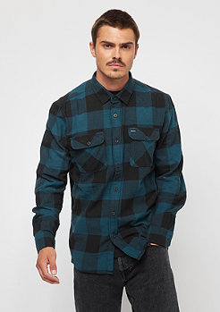 Brixton Bowerly LW Flannel black teal