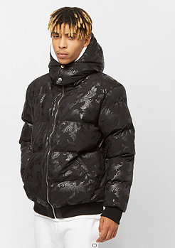 Criminal Damage Puffa Jacket Baroque black/black