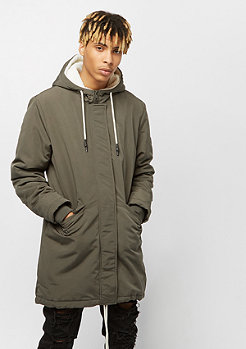 Criminal Damage Parker Jacket Barrow olive