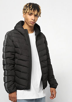 Criminal Damage Mitch Puffa Jacket black/grey