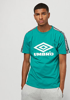 Umbro Umbro Taped Crew Tee parasail