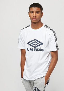Umbro Umbro Taped Crew Tee white