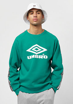 Umbro Umbro Taped Crew Sweat parasail