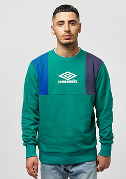 Umbro Hampden Crew Sweat parasail
