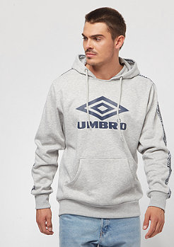 Umbro Umbro Taped Oh Hood grey marl
