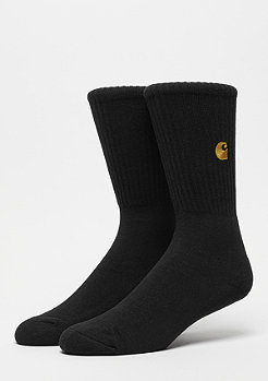 Carhartt WIP American Script Socks black