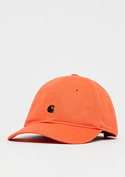 Carhartt WIP Madison Logo Cap jeffa/black