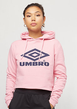Umbro Umbro wmn Cropped Oh Hood blush/blue nights