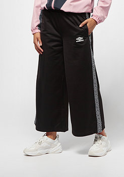 Umbro Umbro wmn High Waisted Tape Side Crop Culotte black
