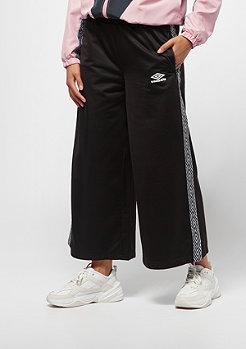Umbro Umbro wmn High Waisted Tape Side Crop Culotte black
