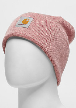 Carhartt WIP Acrylic Watch Beanie soft rose