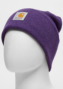 Carhartt WIP Acrylic Watch Beanies frosted viola heather